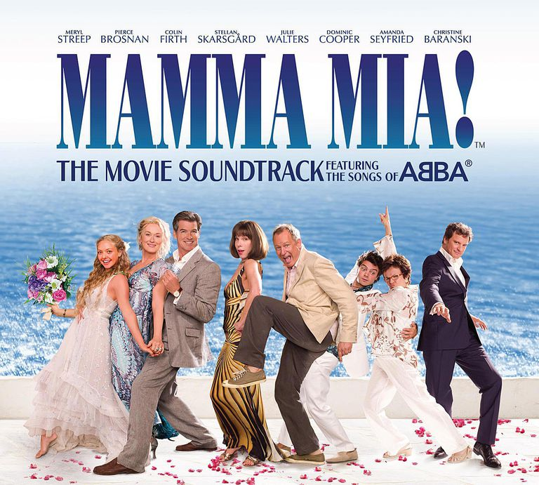 41533173fa Who Sings What on the  Mamma Mia!  Movie Soundtrack