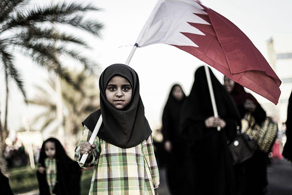 Opposition Demonstration in Bahrain