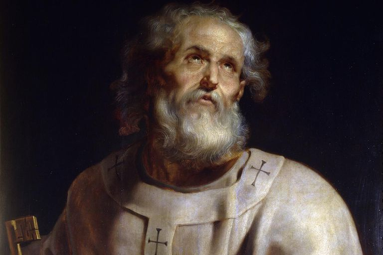 Pope Peter - Peter Paul Rubens