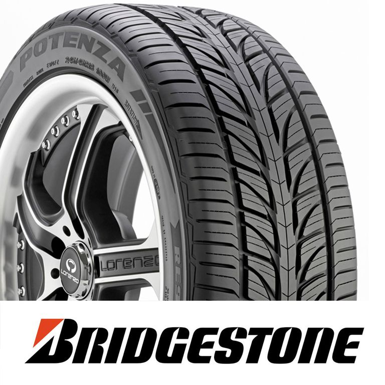 Bridgestone Potenza RE97AS tires