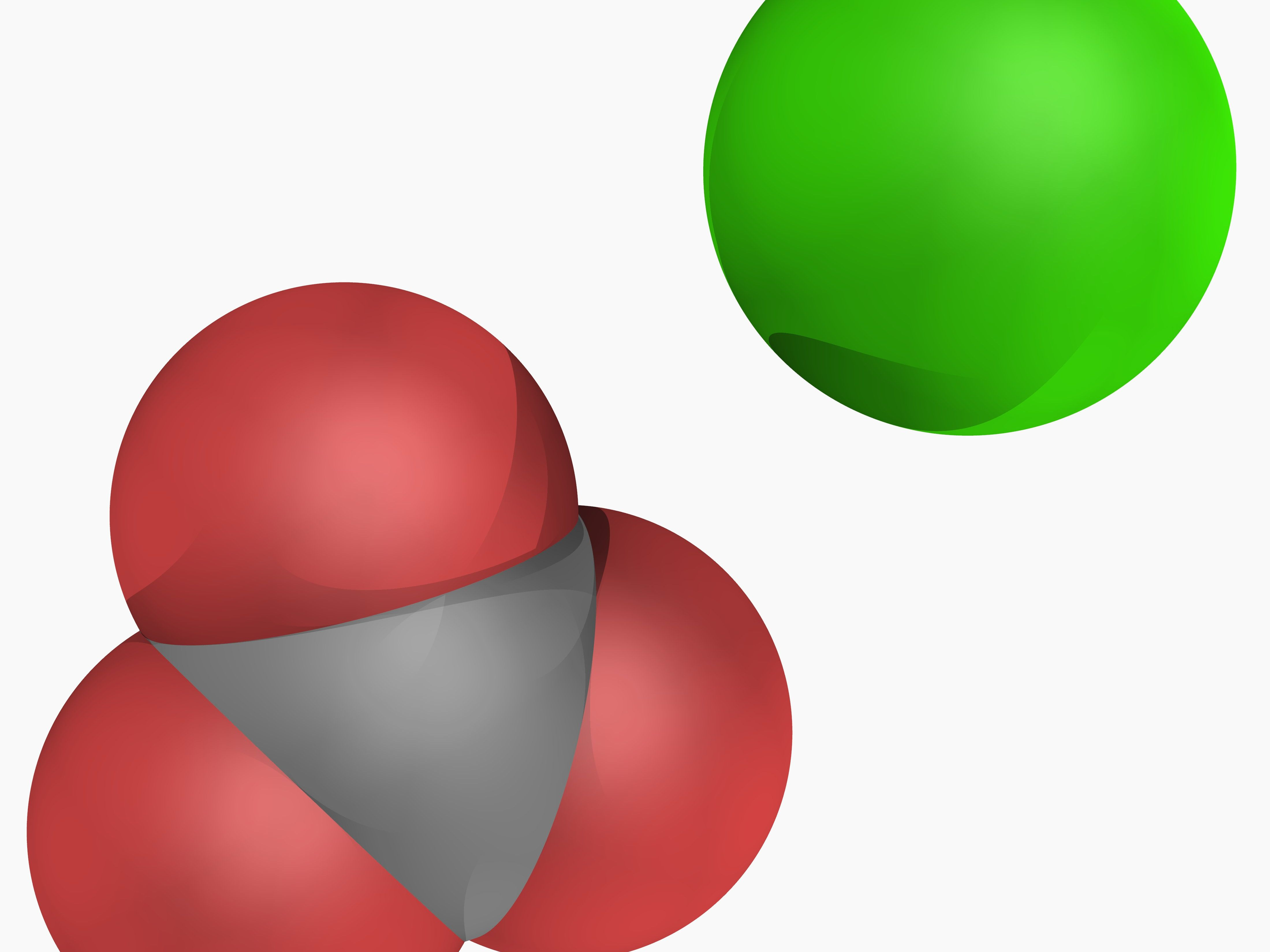 Compounds With Ionic and Covalent Bonds