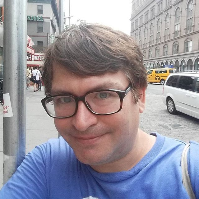 Jonah Falcon in New York City