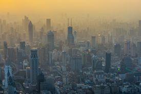 China, Shanghai, Huangpu District, Elevated