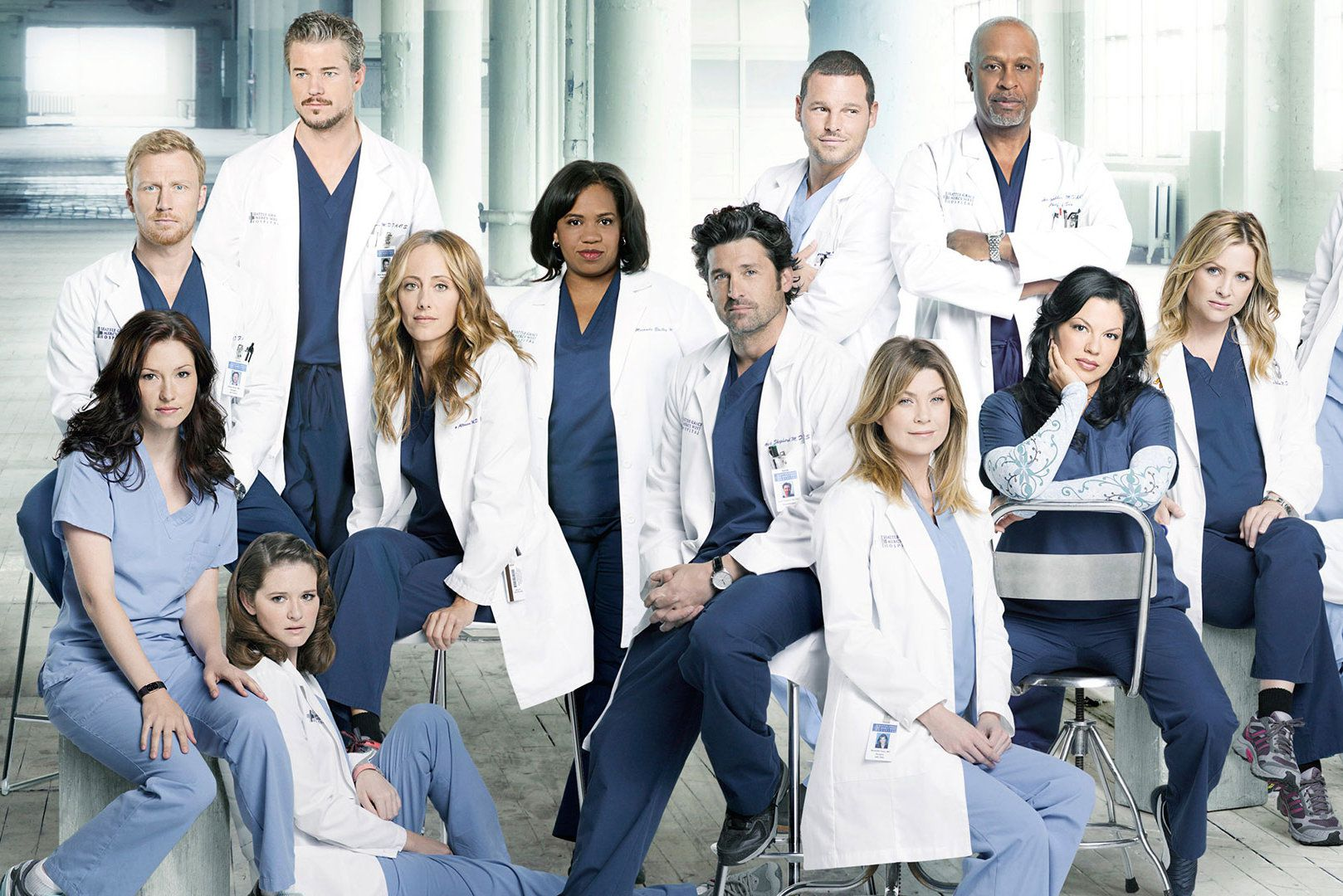A Summary of Main Themes in Season 5 of Grey\'s Anatomy