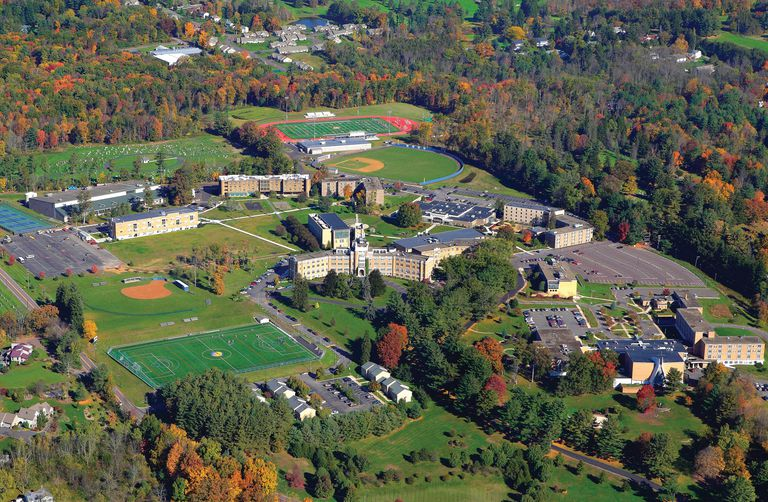 Aerial View of Misericordia University