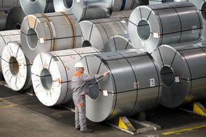 Salzgitter AG Steel Works. corrosion prevention