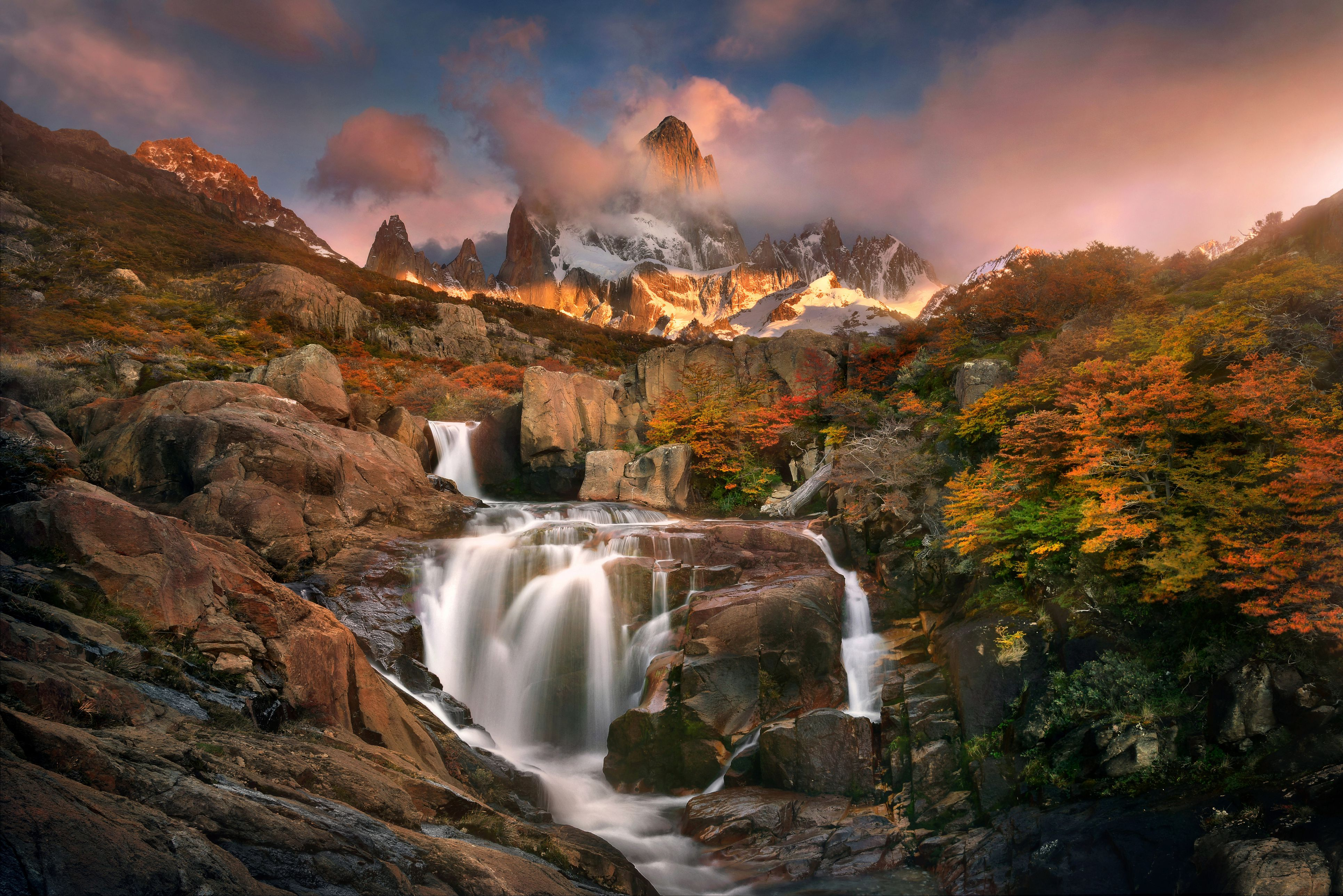 patagonia travel argentina lonely planet - HD1196×796
