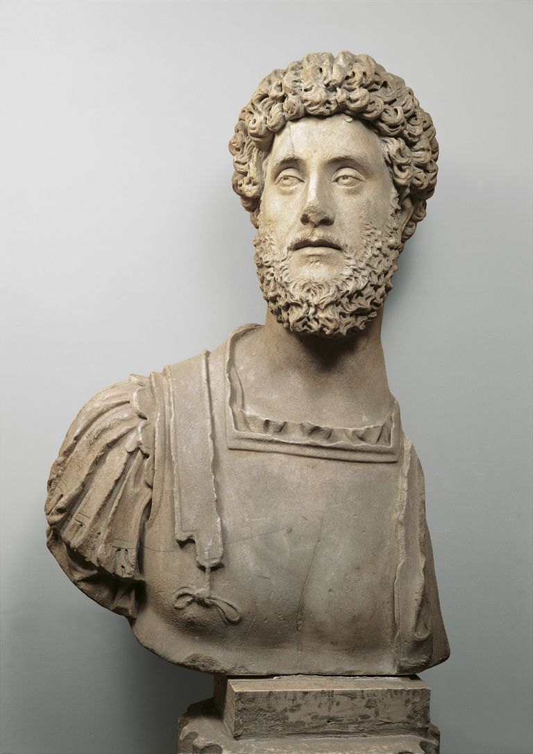 Bust of the Emperor Commodus, 2nd Century
