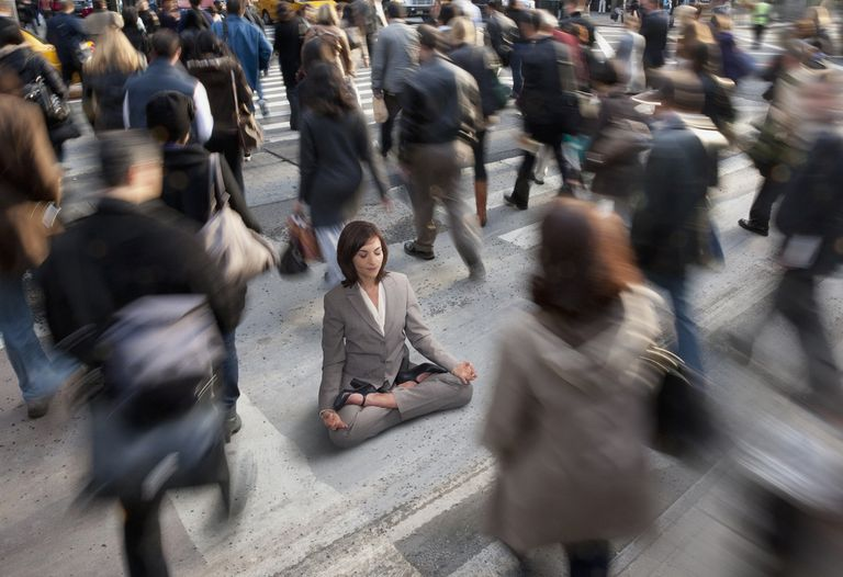 meditation woman meditating