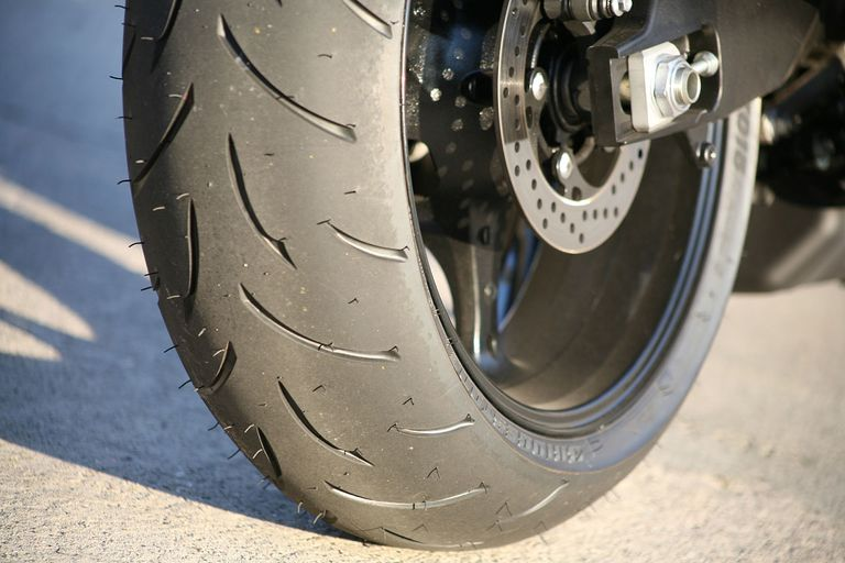 How to Inspect and Maintain Motorcycle Tires