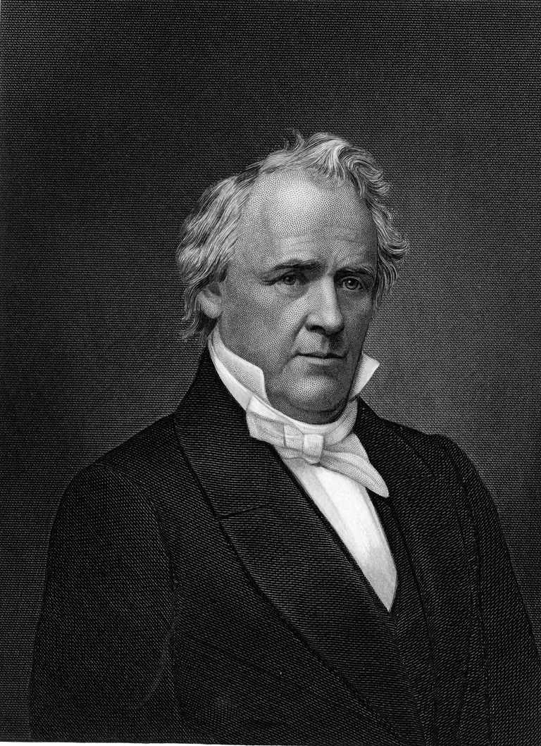 James Buchanan - Fifteenth President of the United States