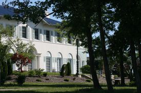 Rosary Hall at Daemen College