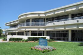 Franklin Templeton Building at Eckerd College