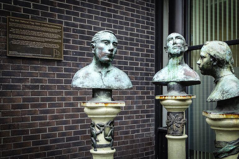 Irish busts