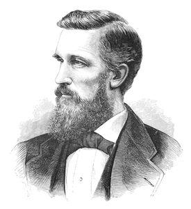 Elisha Gray portrait