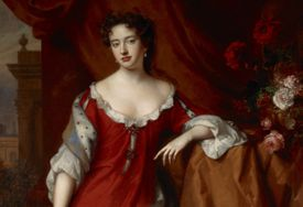 Painting of Queen Anne