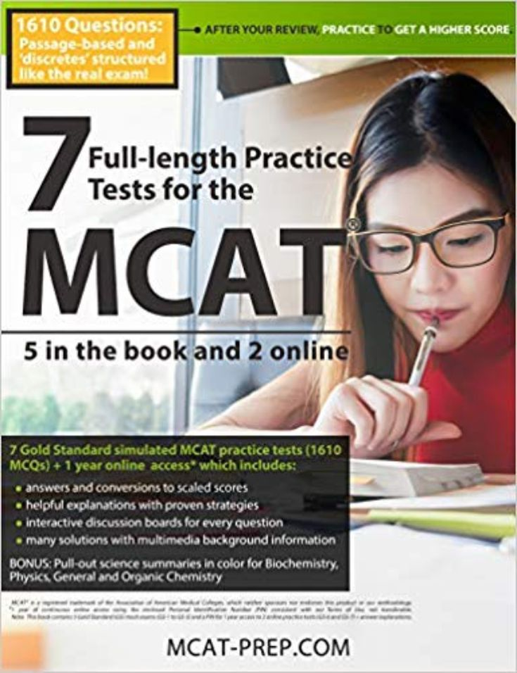 The 8 Best MCAT Practice Tests of 2019