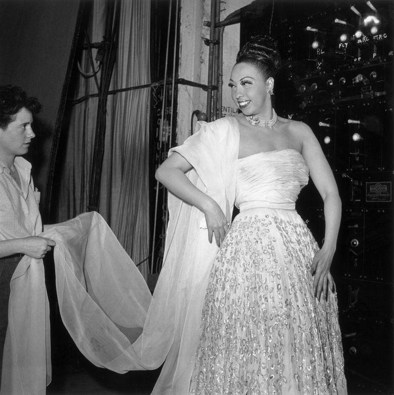 Josephine Baker 1951