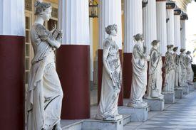 Ancient Greek statues