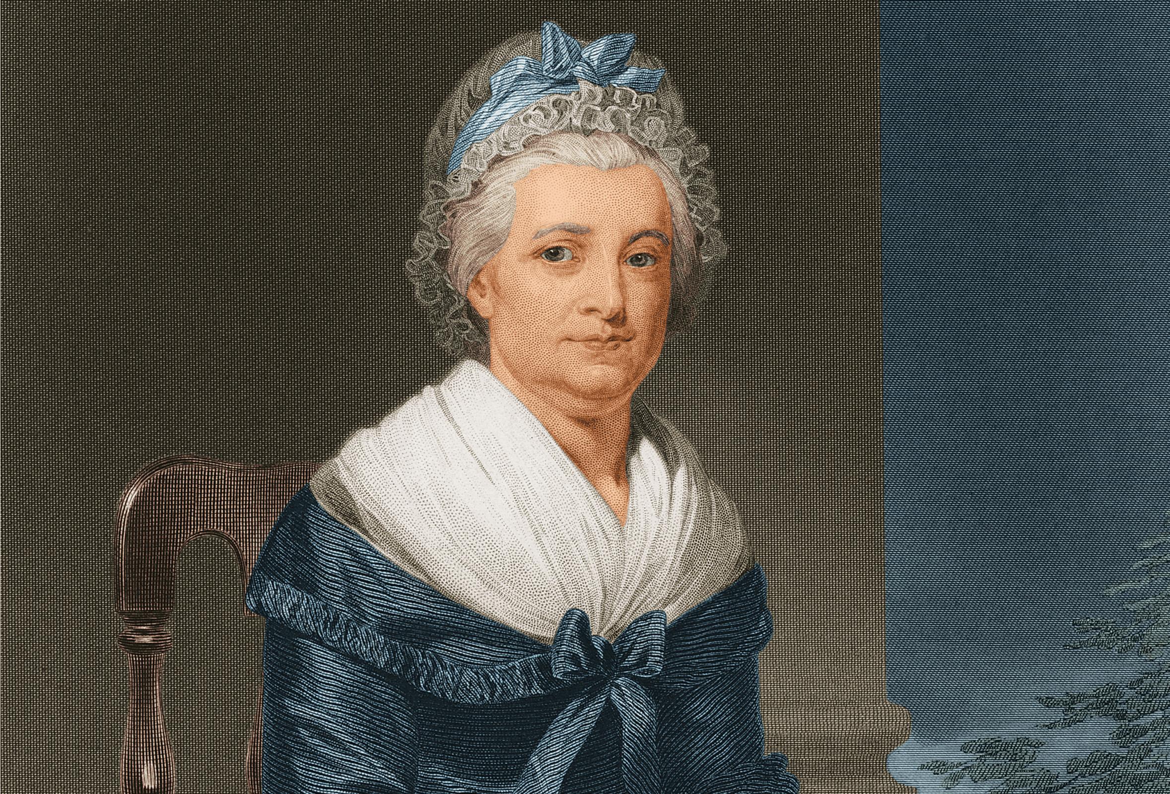 Martha Washington - America\'s First First Lady