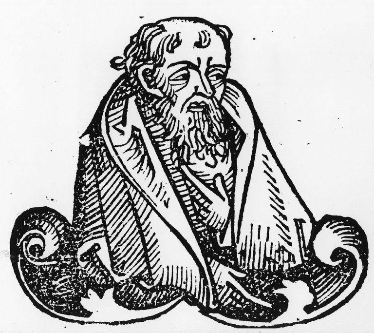 timeline of greek and roman philosophers