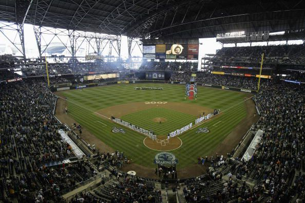 Gallery Of Major League Baseball Stadiums