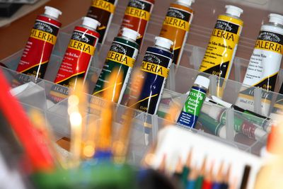 How To Thicken Acrylic Paint With Flour