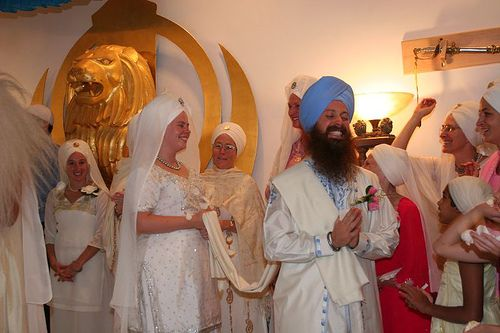 What is the Sikh attitude to inter-faith marriages