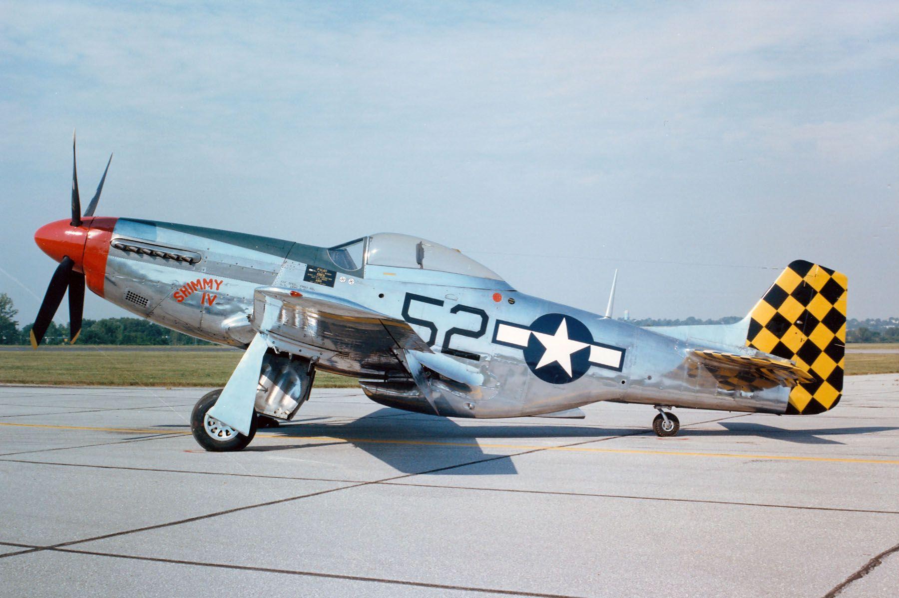 P 51 Mustang Plane Documentary