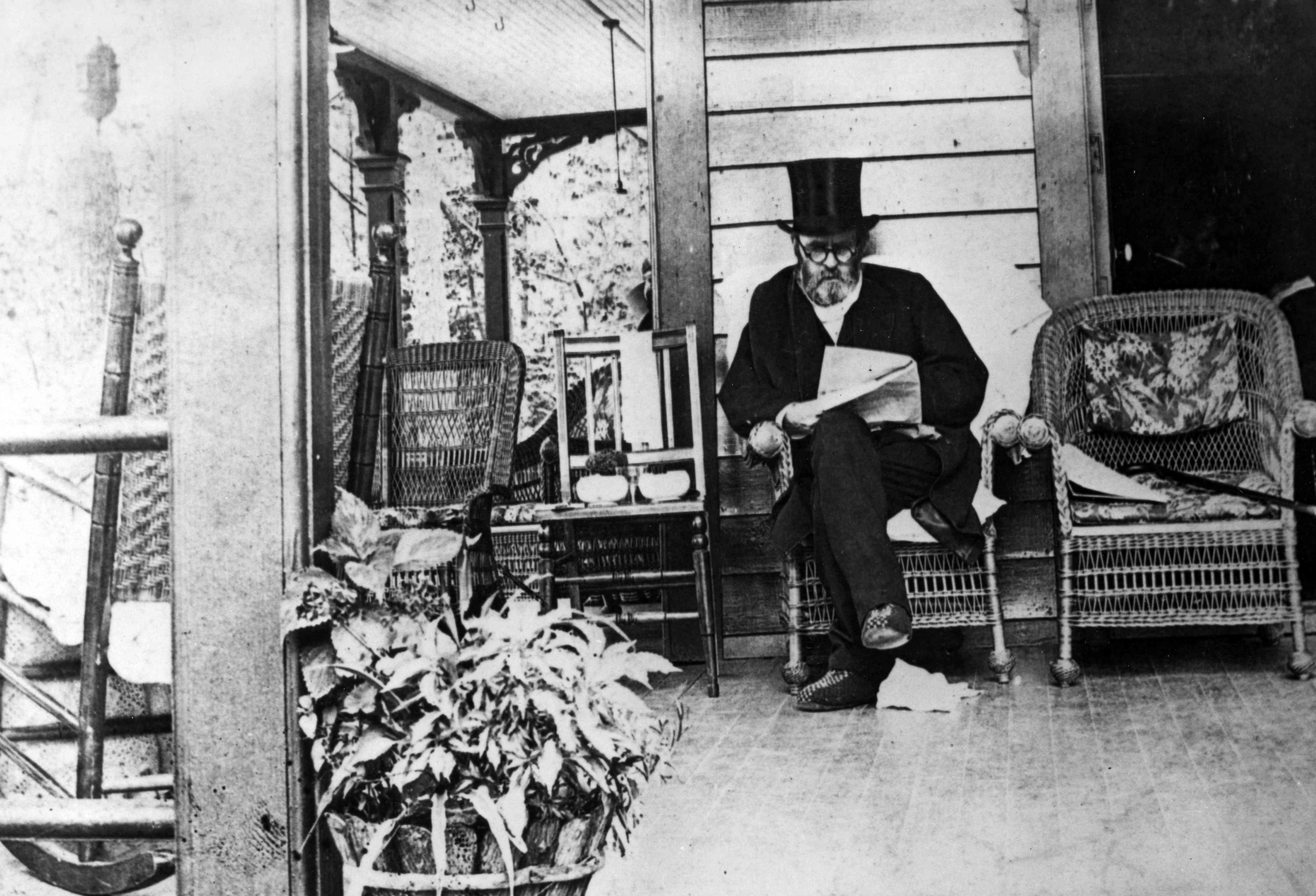 Ulysses S Grant Portrait