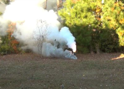 How to Make a Safe No Cook Smoke Bomb