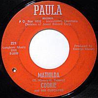 "Cookie and his Cupcakes' 1959 smash ""Mathilda"""