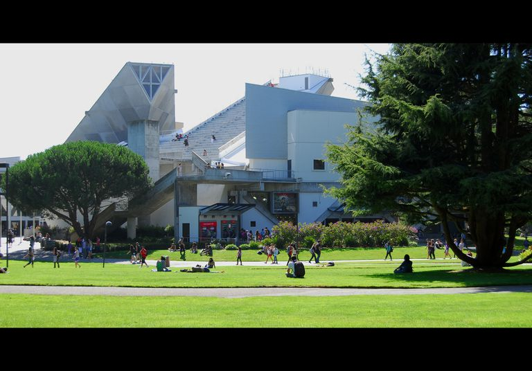 SFSU - Cesar Chavez Student Center