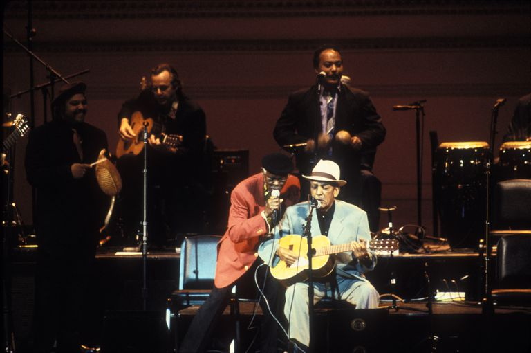 Buena Vista Social Club, Carnegie Hall