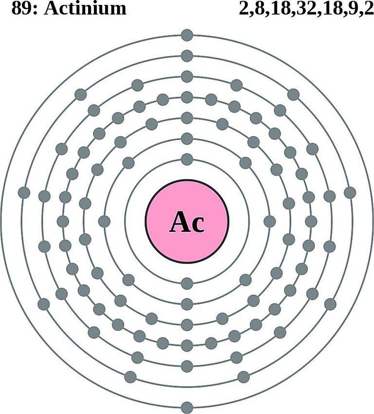 Atoms diagrams electron configurations of elements actinium atom electron shell diagram ccuart Choice Image