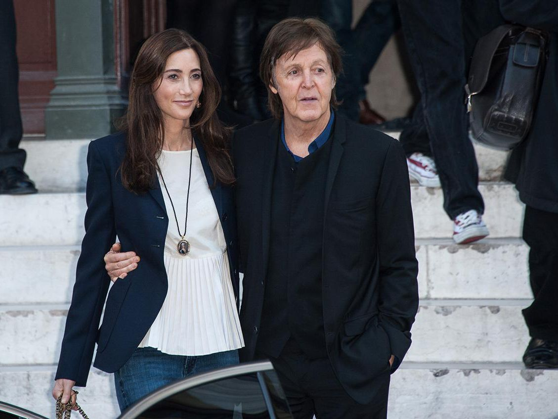 Was Paul Mccartney And Nancy Shevell S Wedding Vegan