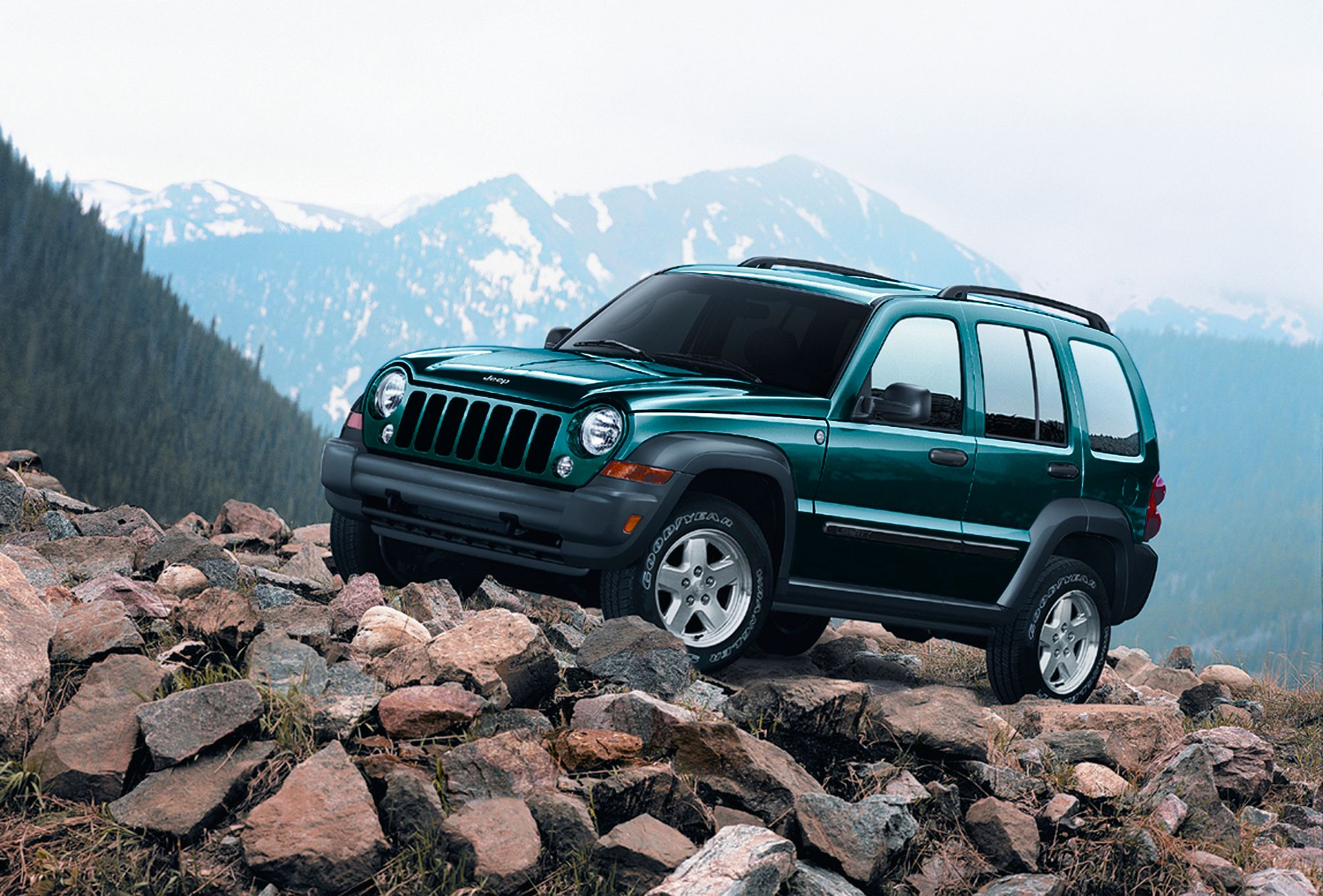 2006 Jeep Liberty Limited 4x4 Crd New Suv Review Wrangler Fuel Filter