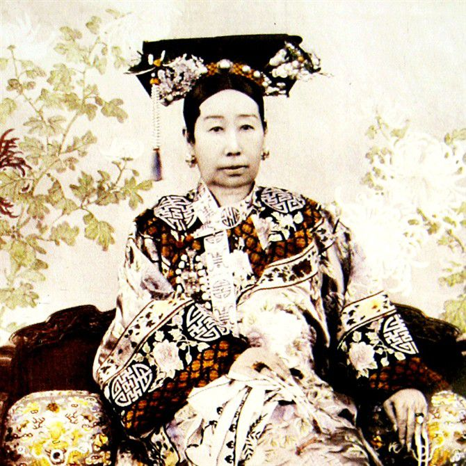 Empress Dowager Cixi - Chinese History