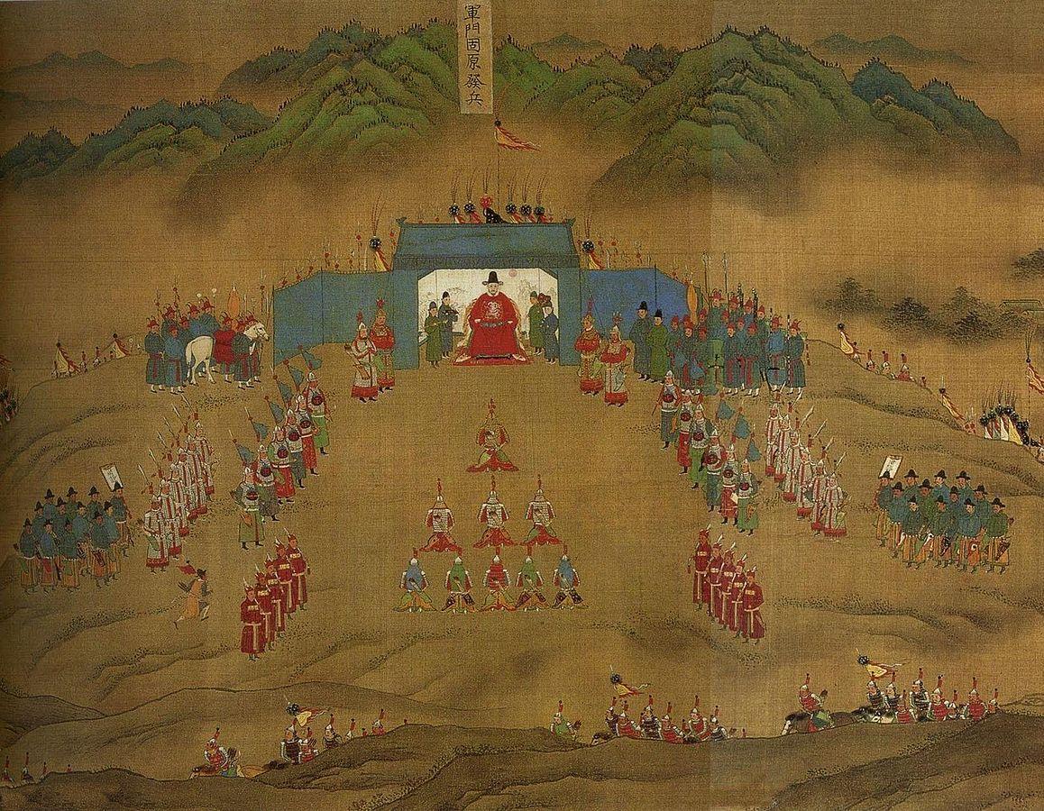 The Imjin War, Japanese Invasions of Korea