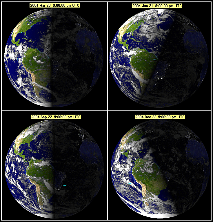 earth and its seasons