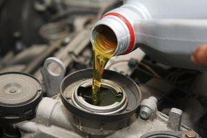 Motor oil change