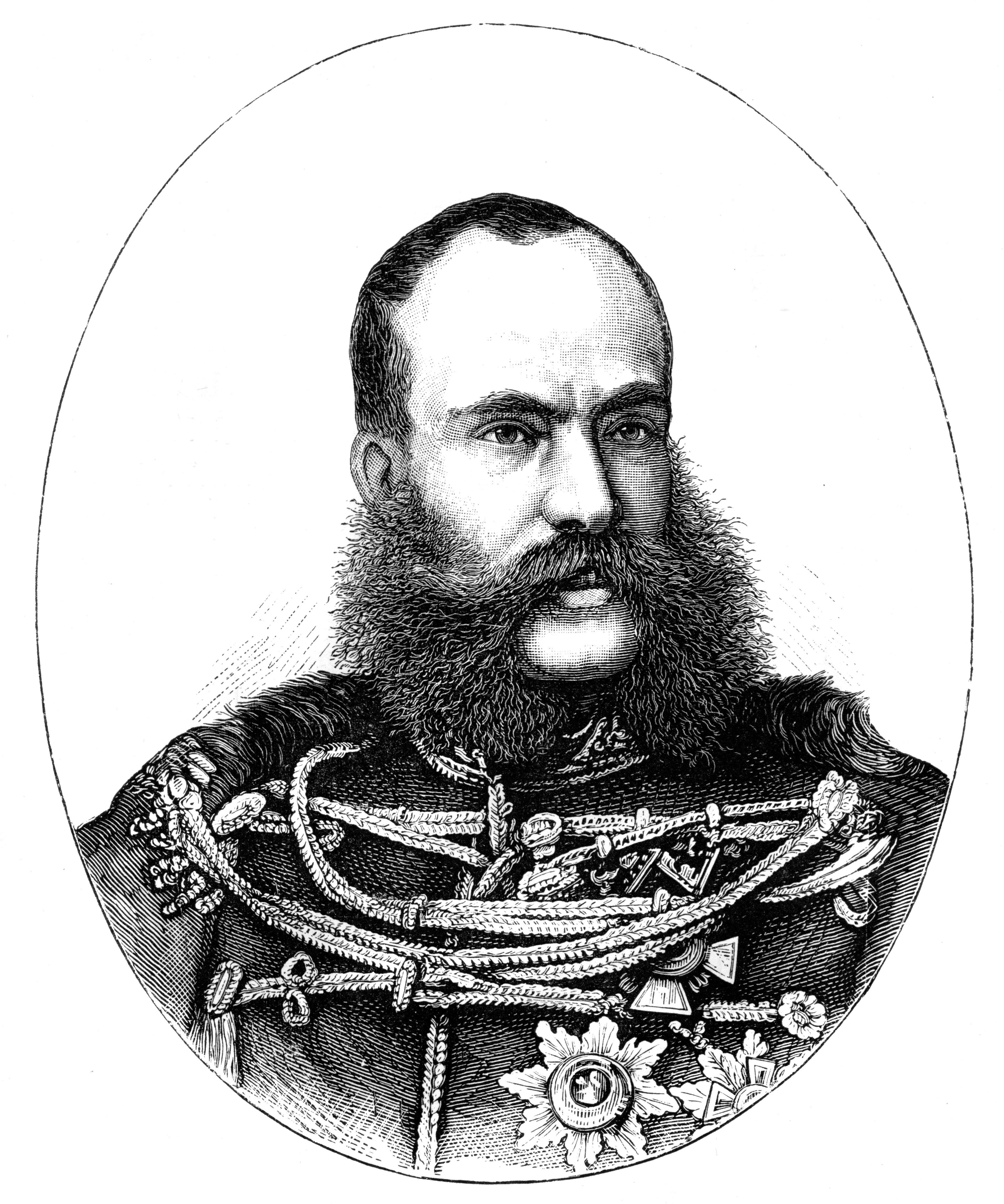 Franz Joseph I (1830-1916), Emperor of Austria