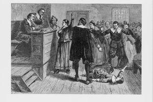 Salem Witch Trials - an Examination