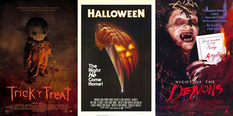 Horror Marathon: Halloween Movies