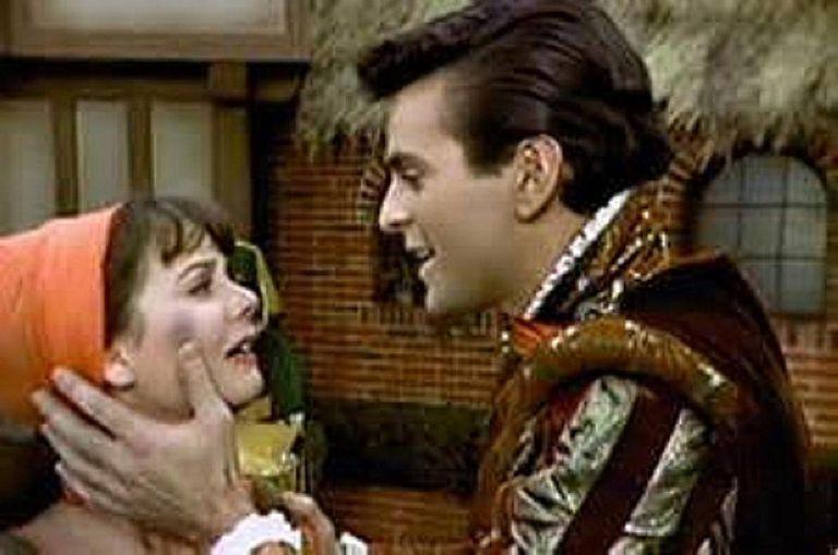 Stuart Damon in Cinderella