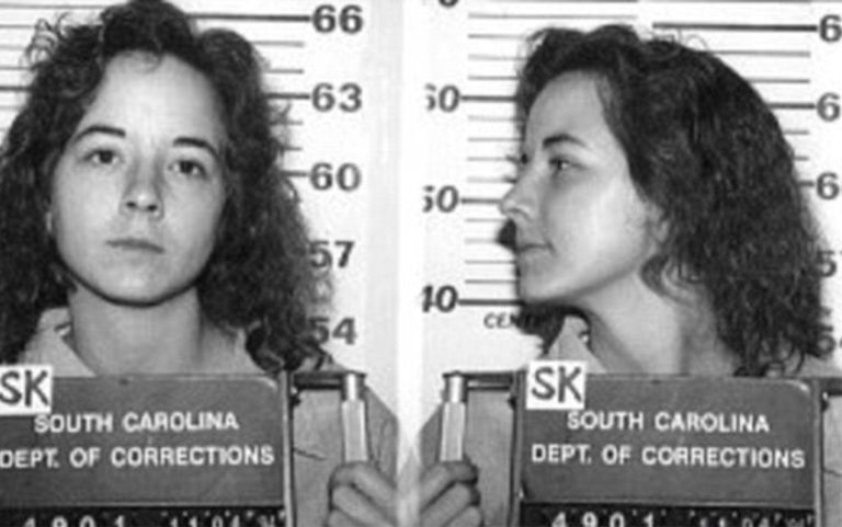 Susan Smith's mugshot