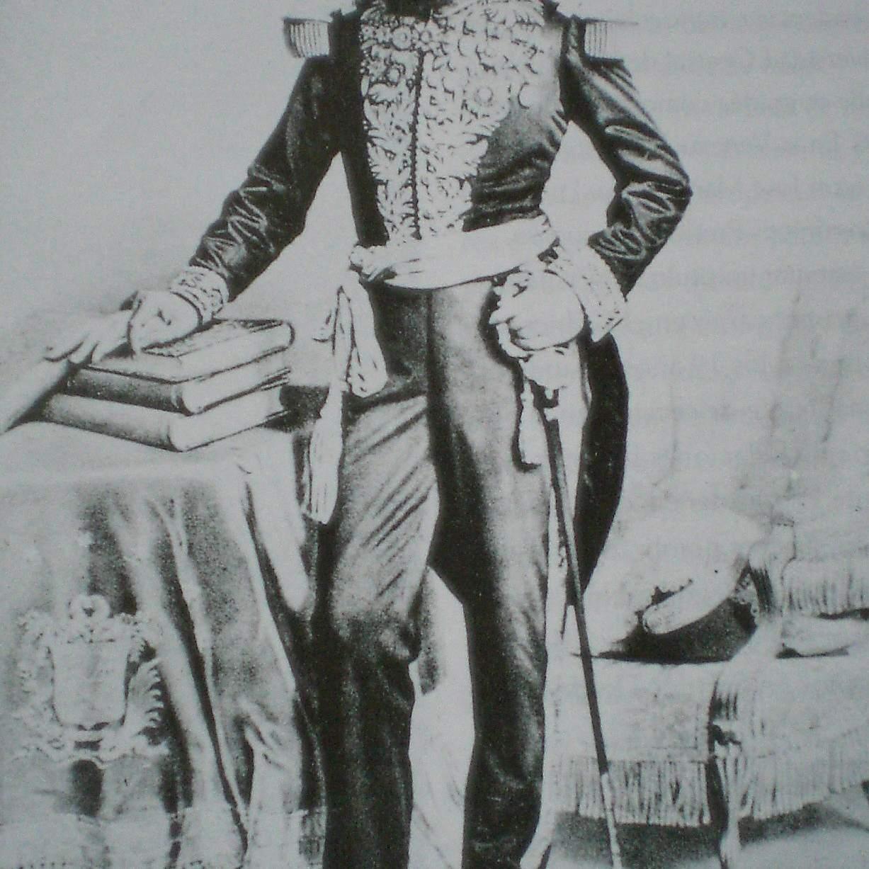 Antonio Guzmán Blanco in 1875.