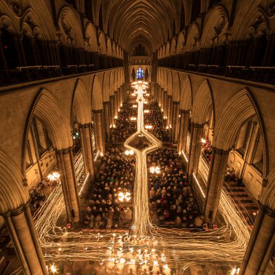 Salisbury cathedral holy week