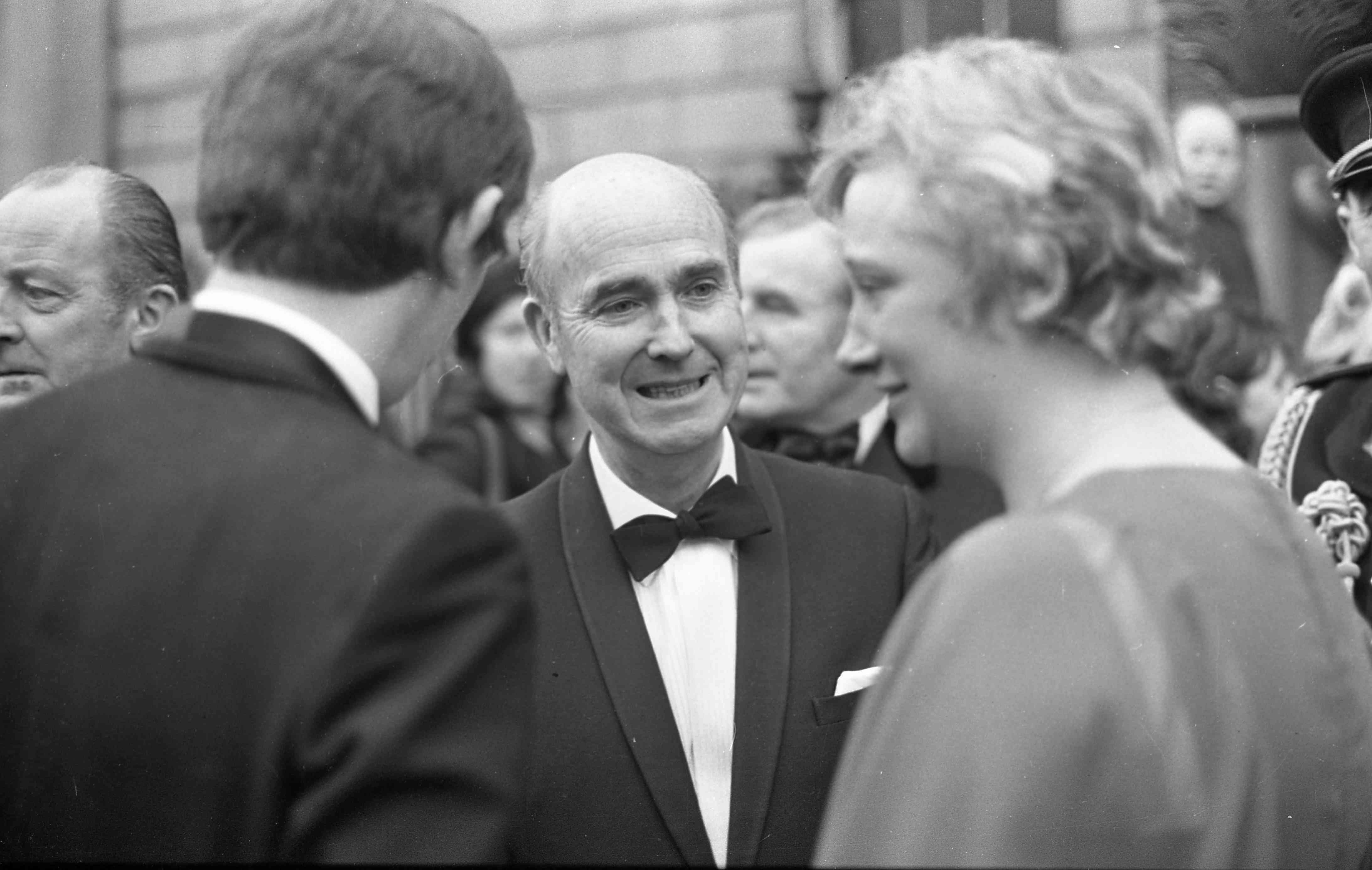 President Cearbhall O'Dalaigh at the Wedding of James Ryan and Kathryn Danaher 1975