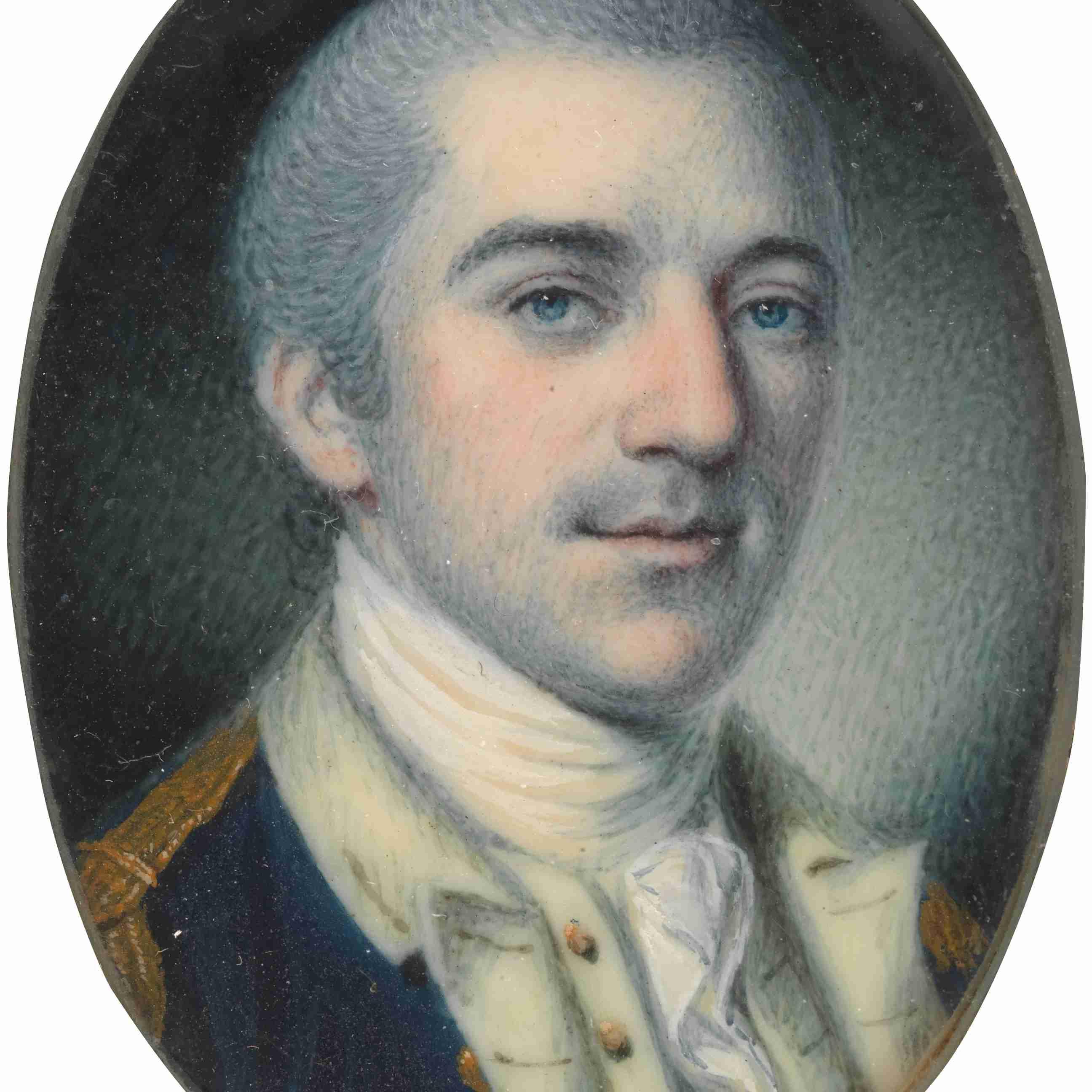 Portrait of John Laurens